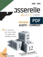 annales-passerelle-esc-2005