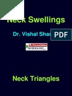 21 Neck Swellings