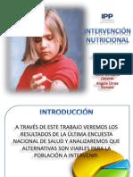 Intervención Nutricional