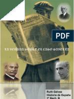 La verdad sobre el caso Savolta. Por Rutn Gálvez., 2º B. Curso 2011-12