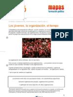 J2016 Ficha 6 - Los jóvenes, la organización, el tiempo