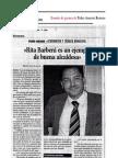 La Razón, mayo 2006