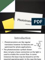 Photo Transistors