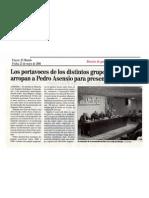 El Mundo, mayo 2006