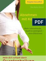 Buch3 Heile Dich Schlank Durch Quantenheilung v3 Leseprobe