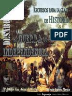 La Guerra de Independencia. Desarrollo