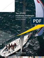 2_Top 10 IPO Readiness Challenges a Measures That Matter Study