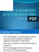 Fault Diagnostic System With Sms2