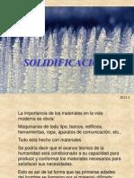 1 Solidificación (Introducción)