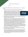 Maricopa County Assessor Paul Petersen- Answers 10-10-11