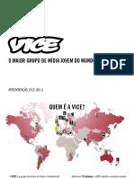 Mediakit Vice Brasil