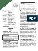 3pg Bulletin May 13, 2012