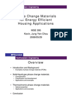 Jung Yen Chou - Phase Change Materials