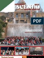 CRESCENDO anuario 2010 crescendochorus@gmail.com