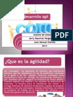 Metodos de Desarrollo Agil-Jerry Vargas-Juan Otarola