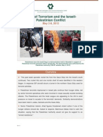 israeli intel center issues weekly report on terrorism, pa conflict 2_8 may 12