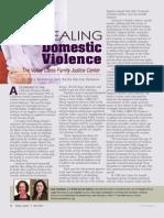 Healing Domestic Violence