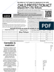 514 Cannabis is Medicine Front and Back