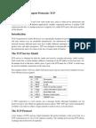 The Internet Transport Protocols