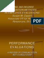 Using 360 Degree Evaluation Methods.slu
