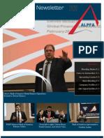 ALPFA Newsletter Spring 2012 No. 5
