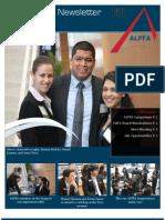 ALPFA Newsletter Spring 2012 No. 12