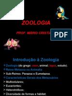 Introdução à Zoologia