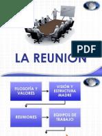 01. REUNIONES PARTE I