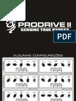 Manual ProDrive 2 - Versão 01