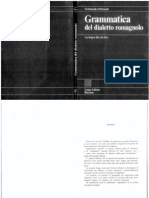 Pelliciardi, Ferdinando - Grammatica del dialetto romagnolo (1977)