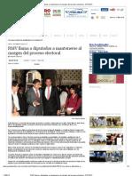 10-05-2012 RMV Llama a Diputados a Mantenerse Al Margen Del Proceso Electoral - pueblaonline.com.Mx