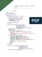 Instrucciones SQL Desde ADO