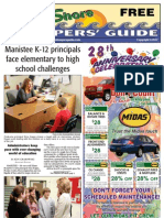 West Shore Shoppers' Guide, May 13, 2012
