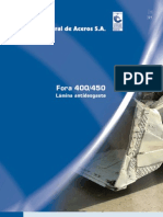 FORA 450-400