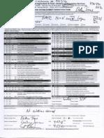 Dept of Ag Permit Ed Thompson Inspection