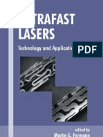 Ultrafast Lasers Technology and Applications (Optical Science and CRC 1st Ed., 2002)(ISBN 0824708415), Martin E. Fermann, Almantas Galvanauskas Gregg Sucha