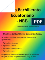 diapositivas nuevo bachillerato