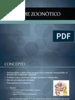 Síndrome zoonótico