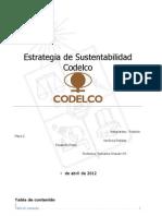Codelco Informe RSE - MBA Final