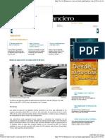 11-05-12 Ventas de autos en EU, en mejor nivel en 40 años