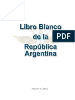 Libro Blanco de Defensa