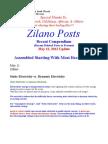 Zilano Update May 11 Update