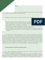 Noção e objecto de Finanças Públicas