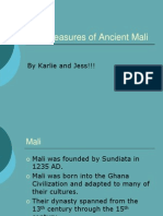 The Treasures of Ancient Mali
