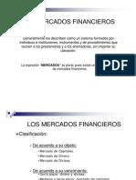 Unidad III Mercados Financieros