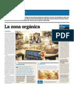 Negocio de productos orgánicos crece en Lima, Perú