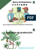 Taller NSF.3a. Requisitos de producción parte ambiental