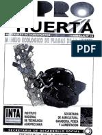 Control Ecologico de Plagas de La Huerta - Prof. Antonio H. Riquelme
