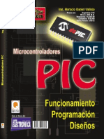 Micro Control Adores PIC Vallejo