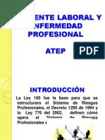 Accidente Laboral y Enfermedad Profesional